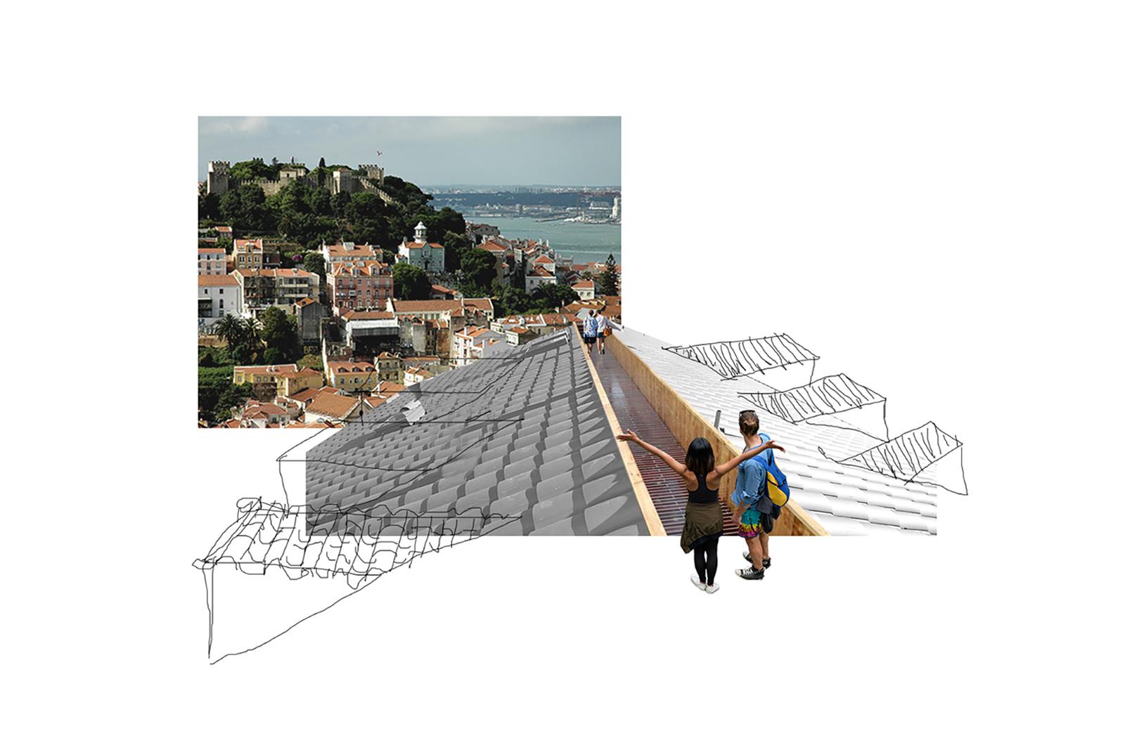 Reabilitação de Edíficio na Rua da Palma, 236 Lisboa, para criação de Hostel